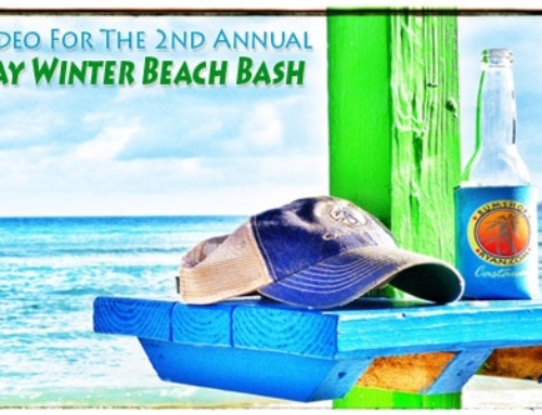 The Music Video For The 2nd Annual Castaway Winter Beach Bash