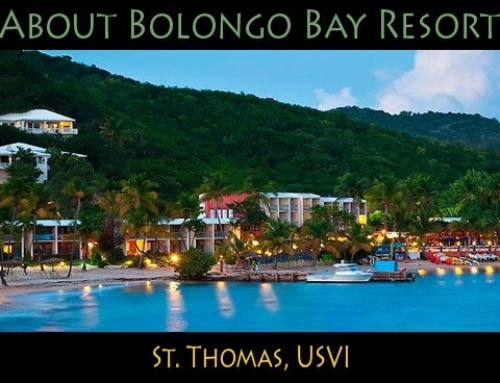 Video: Why Bolongo Bay Resort is Home To The Castaway Winter Beach Bash