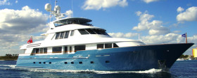 Charter Jimmy Buffett's Yacht, The Continental Drifter III