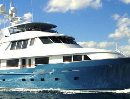 Charter Jimmy Buffett's Yacht, The Continental Drifter III