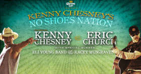 Kenny Chesney Tampa No Shoes Nation Tour