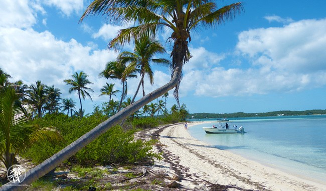 Tahiti Beach Elbow Cay Bahamas