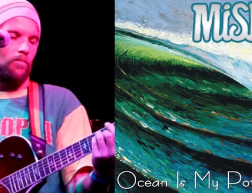 "Mishka Releases ""Ocean Is My Potion"" EP Album"