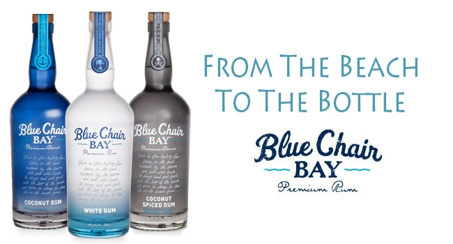 from beach to bottle blue chair bay rum is raising sail