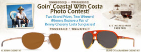 Kenny Costa Give away