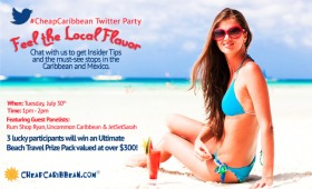 Cheap Caribbean tweet chat
