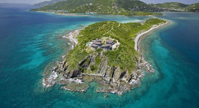 Buck Island BVI For Sale