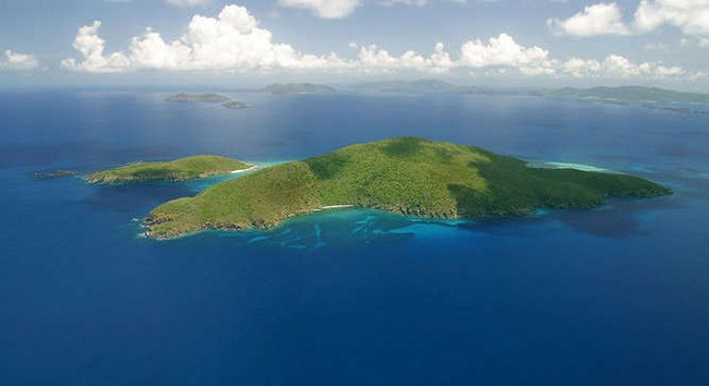 Great Hans Lollik USVI for sale