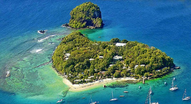 Young Island For Sale Grenadines