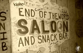 End of the World Bar Bimini
