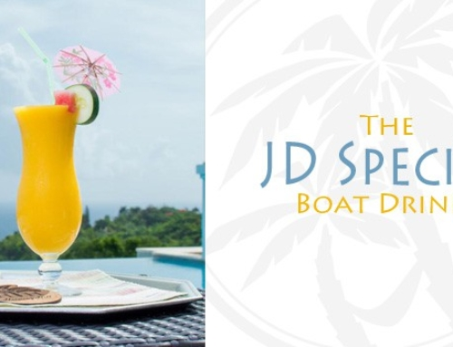 The JD Special, A Boat Drink Recipe From The Tryall Club Jamaica