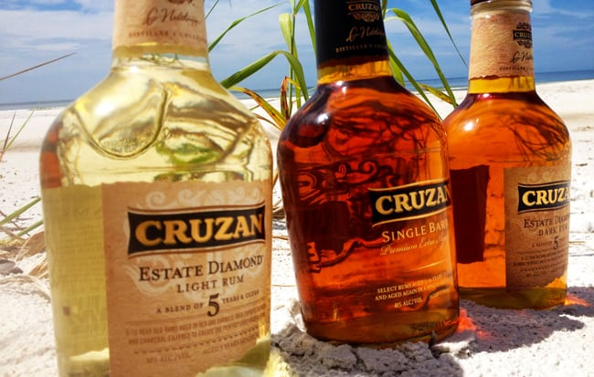 Cruzan Estate Diamon Rum