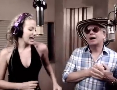 "Jimmy Buffett feat. Fanny Lu ""I Want To Go Back To Cartagena"""