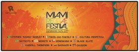 Miami Reggae Festival Announces Its 2013 Lineup