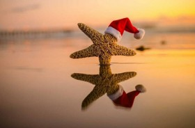 Merry Christmas To All You Caribbean Castaways!