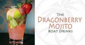 The Dragonberry Mojito: From San Juan with Love