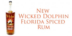 Wicked Dolphin Spice rum