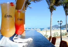 St. Kitts Marriott drinks
