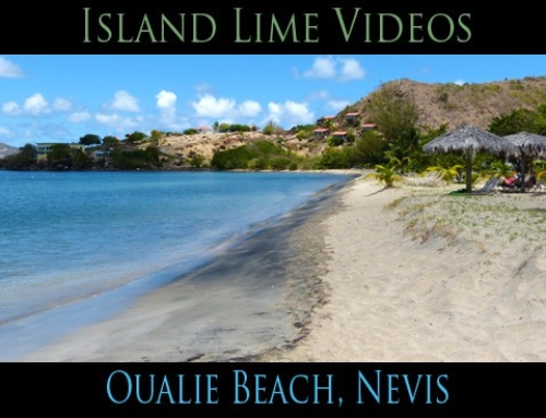 Oualie Beach, Nevis – Island Lime Video