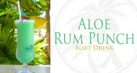 Aloe Rum Punch Recipe