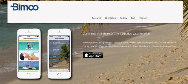 Bimoo Barbados App