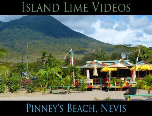 Pinney's Beach, Nevis – Island Lime Video