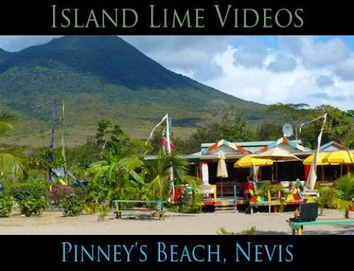 Pinney's Beach, Nevis – Island Lime Video