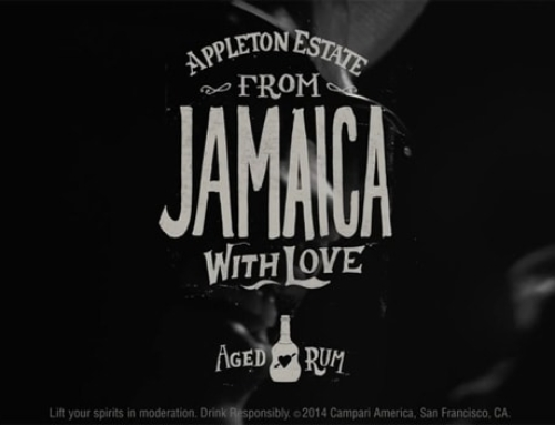 From Jamaica With Love, Appleton Estate Rum