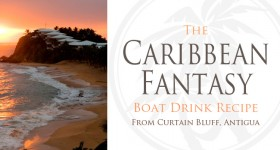 Caribbean Fantasy drink recipe