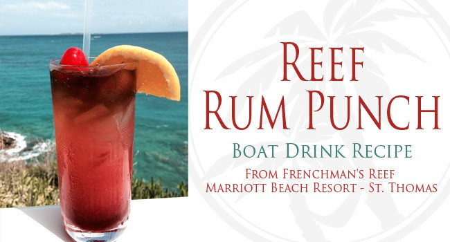 Reef Rum Punch Recipe