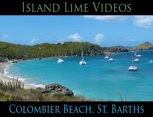 Colombier Beach, St. Barths: Island Lime Videos