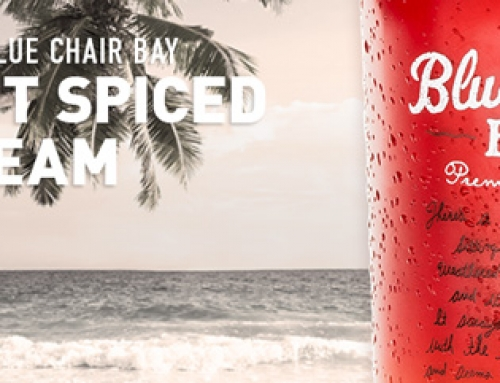 Say Hello To Blue Chair Bay Coconut Spiced Rum Cream