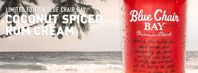 Blue Chair Bay Rum Cream