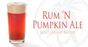 Fall Halloween Drink Recipe