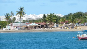 St Kitts Frigate Bay