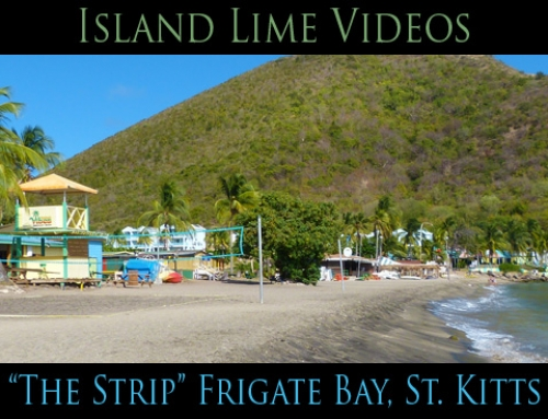 "South Frigate Bay, ""The Strip"" – St. Kitts: Island Lime Videos"