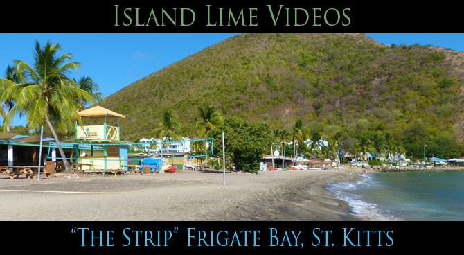 Frigate Bay St. Kitts The Strip