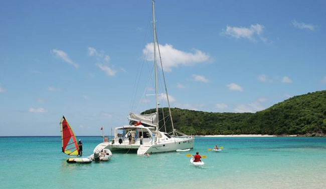 Virgin Islands Sailing