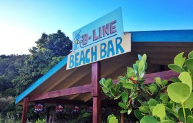 B Line Beach Bar Little Jost