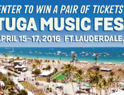 And The Winner of the Two 2016 Tortuga Music Festival Tickets is…