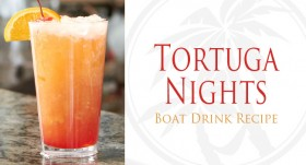 Tortuga Nights Drink Recipe