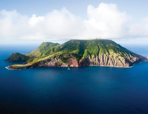 How To Sail Into Saba