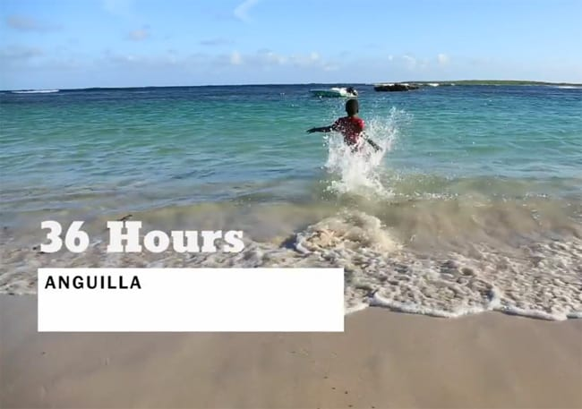 Anguilla Activities
