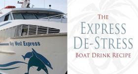 Key West express drink recipe