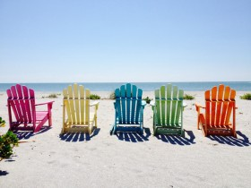 Captiva Island Beach Chairs