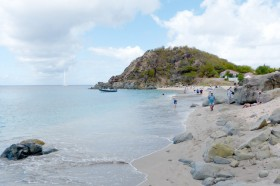 Shell Beach St Barths