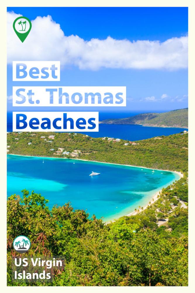 Best Beaches on St. Thomas