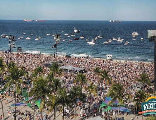 Tortuga Music Festival Daily Lineup
