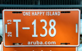 Aruba the Happy Island