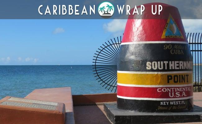 Caribbean Wrap Up Key West